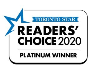 2020 Torstar Readers' Choice Award